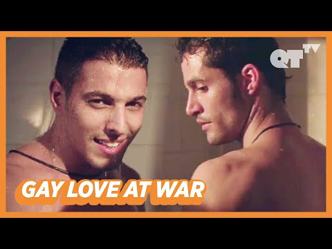 Hot Veteran Remembers His Secret Gay Love At War | Gay Drama | 'Snails In The Rain'
