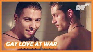 Hot Veteran Remembers His Secret Gay Love At War | Gay Drama | 'Snails In The Rain'