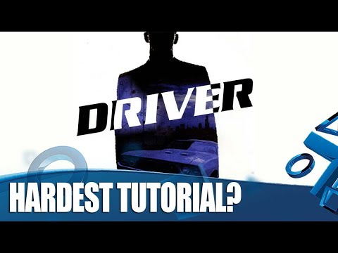 Do You Remember This? The Driver Tutorial On PlayStation 1