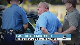 Mob Bust | 40 Members of the East Coast Enterprise Arrested