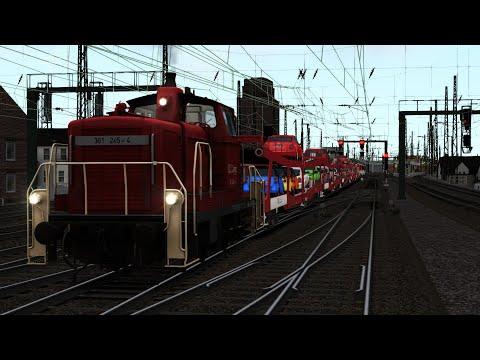 Train Simulator 2021 | Führerstandsmitfahrt | Viaggio a Alessandria Teil 1: Die Bereitstellung |