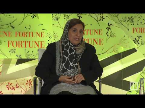 Sheikha Lubna Al Qasimi on Bringing Tolerence to the Middle East | Fortune