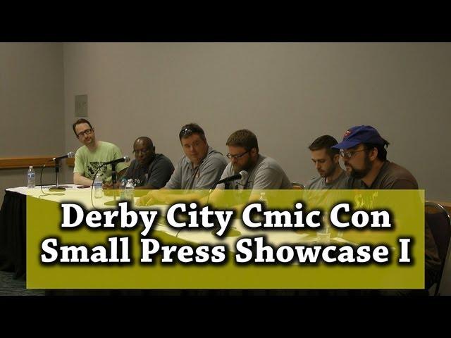 Small Press Showcase I