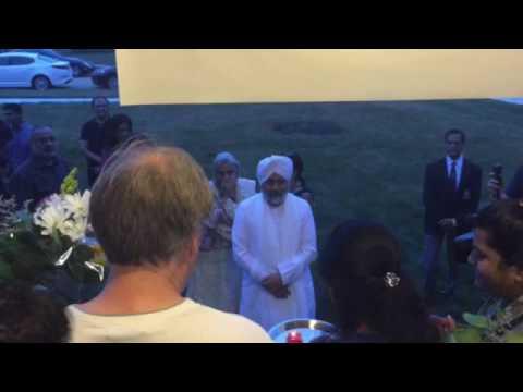 Nirankari Baba Ji in Cleveland Ohio