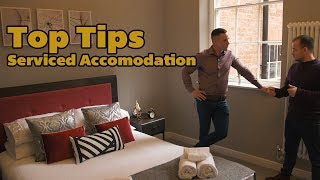 Gambar cover Top tips for Serviced Accommodation