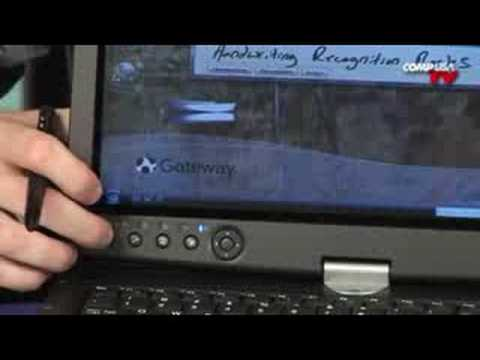 Gateway C-143XL Notebook Quanta Tablet Button XP