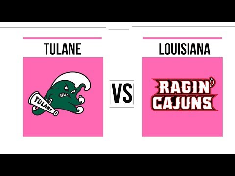 2018 Cure Bowl Tulane vs Louisiana Full Game Highlights