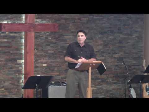 """05-22-2016 """"God's Way for Restoration & Revival""""  Tim Johnson"""