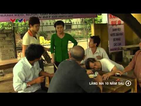 Làng Ma 10 Năm Sau Tập 4 Full - Phim Việt Nam - Xem Phim Lang Ma 10 Nam Sau Tap 4 Full