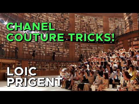 CHANEL: THE HEAD SEAMSTRESSES WILL BLOW YOUR MIND! (My Favorite Video!) By Loic Prigent