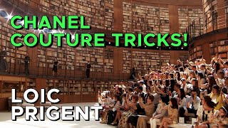 CHANEL : THE SECRETS OF THE COUTURE! 3/3 by Loic Prigent