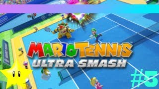 HAMMER IT HOME! | Let's Play Mario Tennis Ultra Smash ~ Episode #5