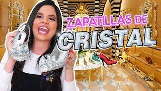 SUPER MEGA HAUL 👗 EXCLUSIVAS ZAPATILLAS DE CRISTAL 👠💎 | Camila Guiribitey