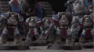 Horus Heresy Miniature Gallery