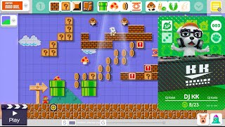 Unlocking Resetti and K.K. Slider in Super Mario Maker using Animal Crossing amiibo Cards