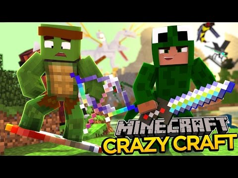 Full download lizardgaming minecraft crazy craft 3 0 for Crazy craft free download