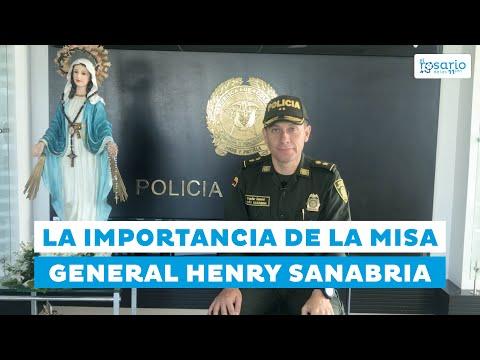 🔴La Importancia De La EUCARISTÍA Y De La SANTA MISA, Contada Por El General Henry Sanabria
