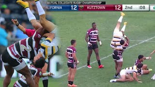 """The Slam"" - 2015 Penn Mutual CRC Final - Kutztown vs. Cal 