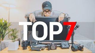 [핵꿀템] 사진, 영상 카메라 관련 장비 Top 7, …