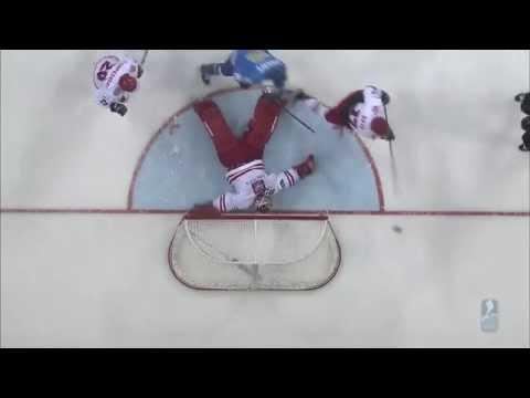 Polska - Kazachstan 2-3. Skrót meczu
