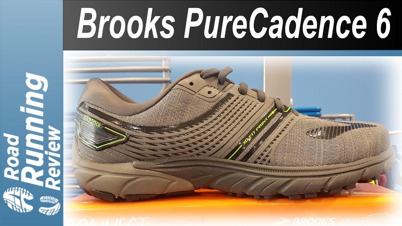 pretty nice f3897 a81ee Brooks PureCadence 6 Preview
