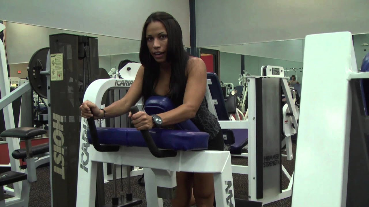 Butt Workouts At The Gym Build Muscle