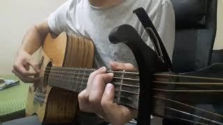 Bay cùng tình yêu guitar cover