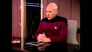 The Difference Between Kirk and Picard
