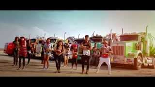 Nelly ft. Fergie - Party People ¨AF Dance Choreography¨
