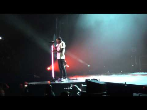 Chris Brown - Deuces, All Back & Don't Judge Me, December 5. (Antwerp, Be)