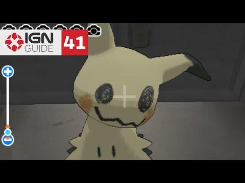 Pokemon: Sun and Moon Walkthrough - Thrifty Megamart |