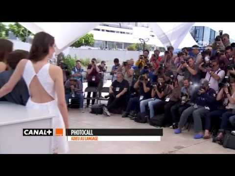 Cannes 2014 GOOD BYE TO LANGUAGE  The Photocall