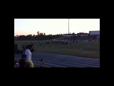 "Crestwood High School ""Battle of the Bands"" - Dillon High School Marching Band (HD)"