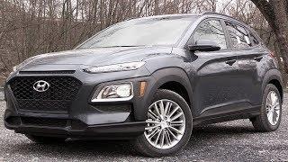 2018 Hyundai Kona: Review