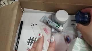 распаковка посылки Oriflame 13