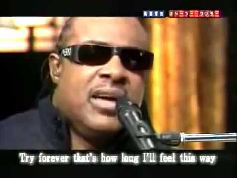 """Stevie Wonder """"From the Bottom of my Heart"""" live 2006"""