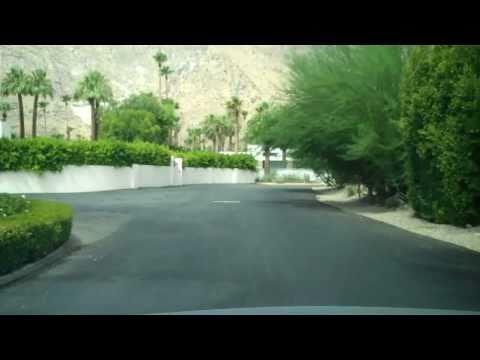 Tour of Old Las Palmas, Palm Springs, CA 92262