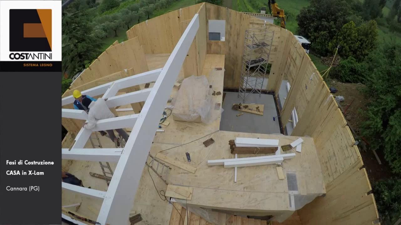 Come Costruire una Casa di Legno (con Immagini)