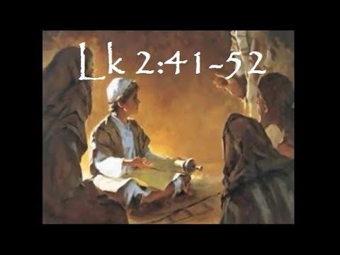 Lukas 2 41-52