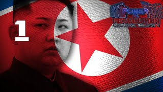 Power and Revolution (Geopolitical Simulator 4)North Korea Part 1 Private Business 2018 Add-on