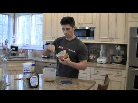 Muscle Building Breakfast Healthy Breakfast Actually TASTES GREAT!
