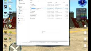 How to fix gta 4 simple trainer mod problem menu frozen