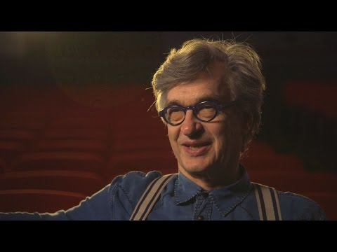 "Wim Wenders on his vision for ""Alice in the Cities""  