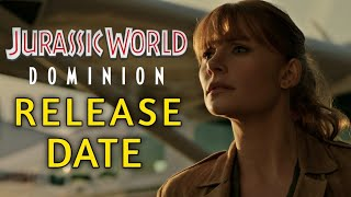 Jurassic World Dominion Release Date In India