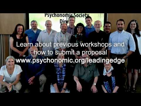 Psychonomic Society Leading Edge Workshops