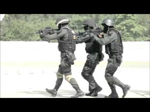 Thailand Special Operations Police