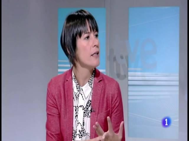 Ana en TVE: Un bo resultado do BNG é a clave para que o PP perda a maioría absoluta