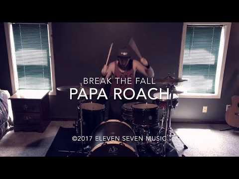 Papa Roach | Break The Fall | Drum Cover By Sam Widrick