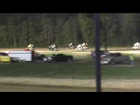 Jared Horstman Racing-Sept 2, 2016-Brewerton Speedway-NY
