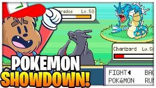 POKEMON SHOWDOWN - THE BRAND NEW .io POKEMON GAME